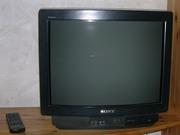 продаю б/у телевизор SONY