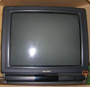 продаю б/у телевизор Sharp