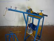 Станки для рабицы,  бизнес по плетению сетки,  оборудование в Ярославле.