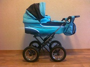 Продам детскую коляску 2 в 1 Kajtex (Польша)