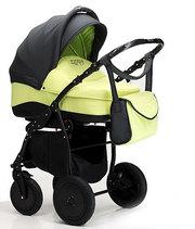 Детская коляска  б/у Tutis Zippy 2 в 1