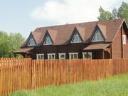 Дом,  деревянный (оцилиндрованный брус) таунхаус
