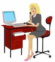 Секретарь в офис