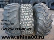 Шина 16.9-24 R4 12PR(клюшка),  Ti200 14PR (шашка усиленная)