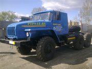 Тягач Урал 44202