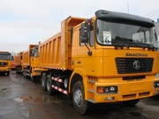 Продаём самосвалы Шакман Shacman  Шанкси,   SHAANXI в Омске ,  6х4 25 тонн  цена 2350000 руб