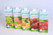Соки и нектары Tetra Pak 1 литр ГОСТ