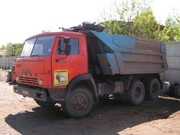 Транспортные услуги Камаз-55111