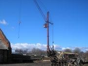 Продаю башенный кран КБ-100.3А