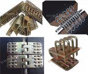 Замки, заклёпки, соединители для стыковки конвейерной ленты