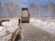 Доставка щебня, песка по Ярославлю и области