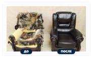 Ремонт,  перетяжка,  замена обивки и реставрация мебели