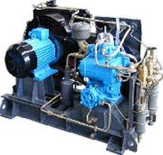 Установка компрессора 1A22-50-2A