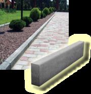 Бордюрный камень 1000 200 80 мм