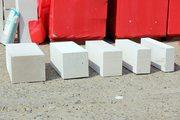 Газобетонный блок/пеноблок/газосиликат