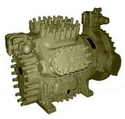 Замена компрессор VF34