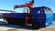 Манипулятор услуга по городу и области 10 тонн Камаз