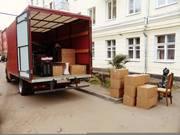 Перевозка мебели на газели 4 м в Ярославле