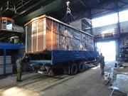 Перевозка бытовок, контейнеров краном манипулятором