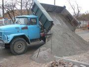 Речной песок с доставкой от 3 до 30 тонн