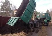 Купить землю 5-30 тн с доставкой