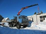 Манипулятор вездеход 6*6 аренда в Ярославле
